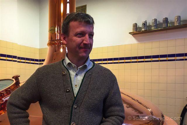 Austria Salzburgo Cerveceria Agustinos Maestro
