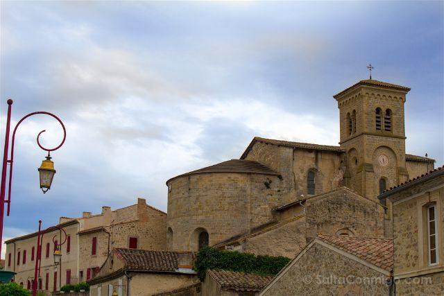 Francia Pais Cataro Abadia Saint Hilaire