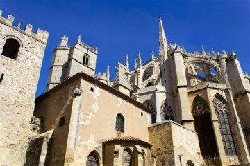 Francia Pais Cataro Narbona Catedral