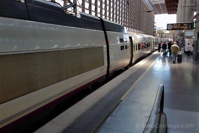 Francia Pais Cataro Tren Atocha