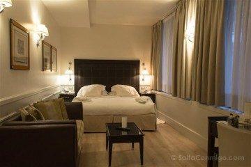 Turin Gran Hotel Sitea Habitacion Completa