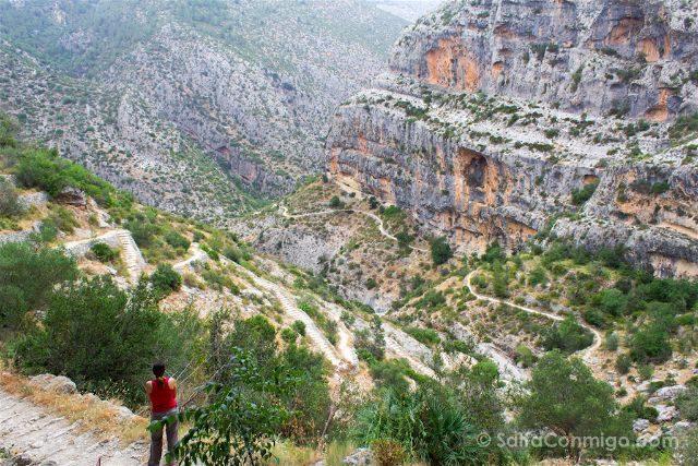 Alicante Barranc de l'Infern