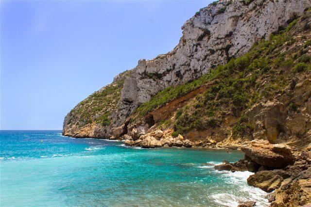 Alicante Javea Xabia Cala Granadella