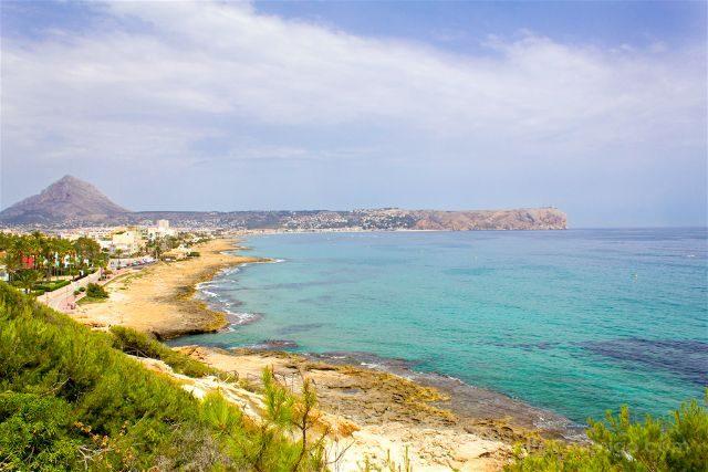 Alicante Javea Xabia Calas Costa