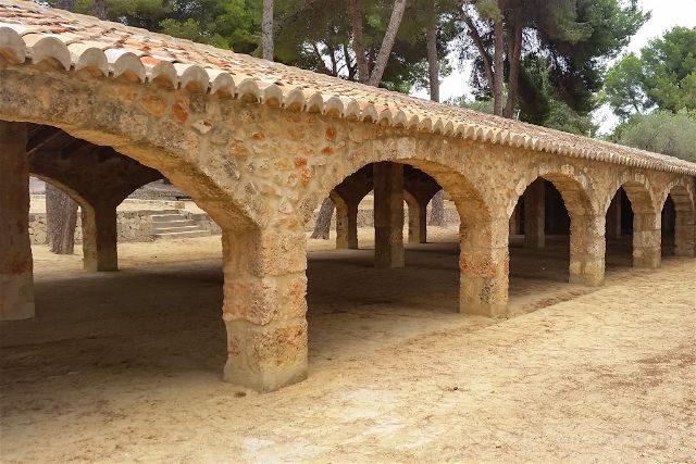 Alicante Javea Xabia Centro Riurau de los Català d´Arnauda