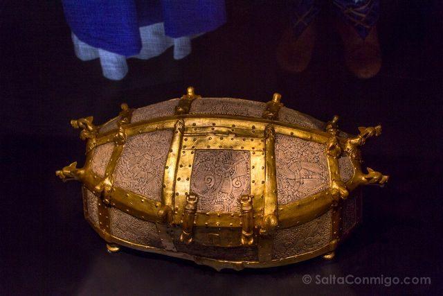 Alicante MARQ Museo Arqueologico Vikingos Caja Cammin