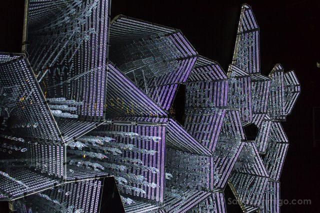 Austria Innsbruck Wattens Mundo Cristal Swarovski Camara Maravillas Into Lattice Sun Lee Bul