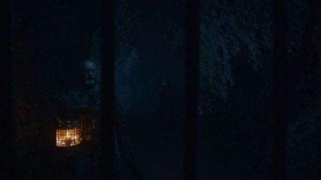 Cushendun Cave Game Of Thrones Scene HBO