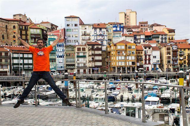 Euskadi Bikaia BermeoPuerto Salto