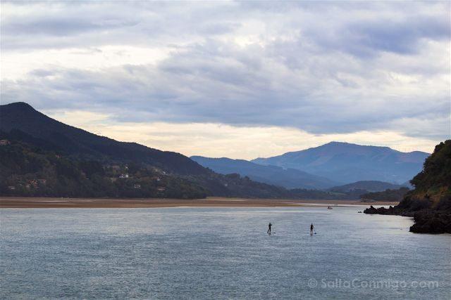 Euskadi Bikaia Mundaka Paddle Surf