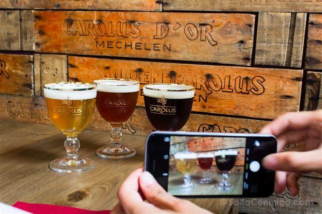 que ver en Malinas Flandes Cerveceros Marie Vanhellemont Thomas Claeys Bouuaert Cerveza Carolus