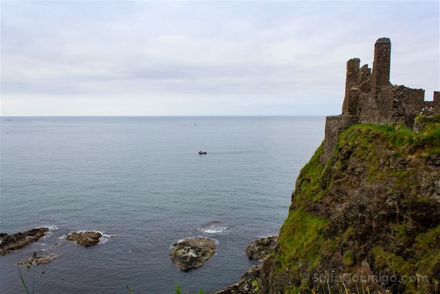 Irlanda Norte Juego de Tronos Game of Thrones Dunluce Castle Pyke Greyjoy