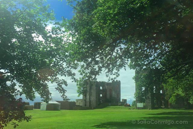 Irlanda Norte Juego de Tronos Game of Thrones Shane Castle