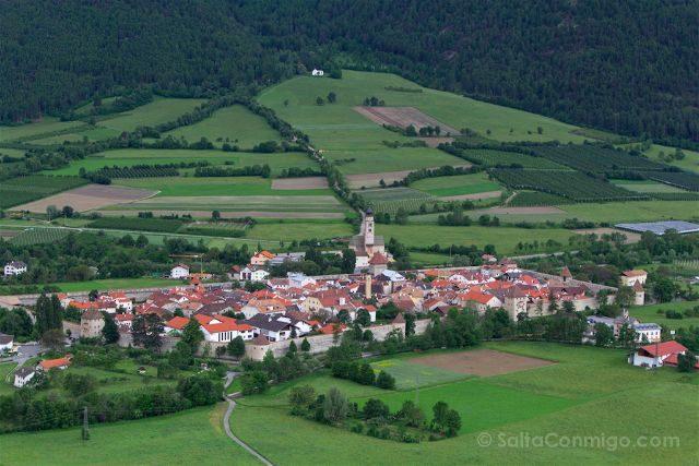 Italia Alto Adige Sudtirol Glorenza Glurns