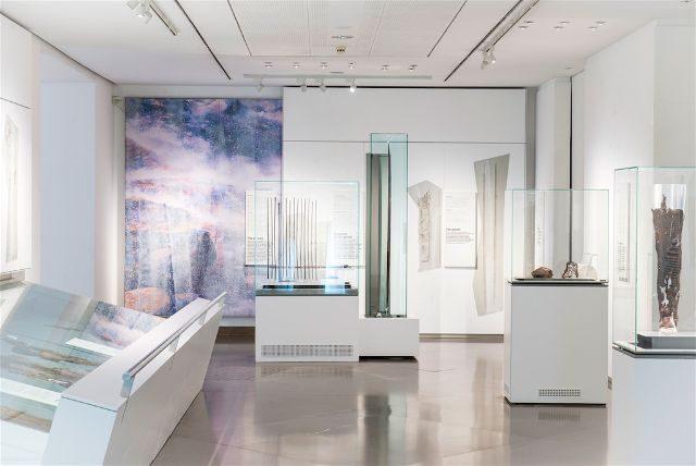 Italia Sudtirol Alto Adige Bolzano Museo Arqueologico Otzi Hombre Hielo Primera Planta