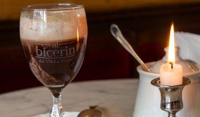 Italia Turin Cafe Historico Al Bicerin Interior