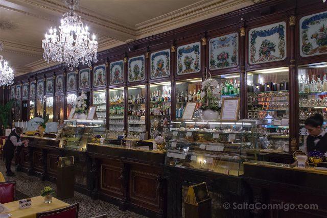 Italia Turin Cafe Historico Baratti Milano Barra