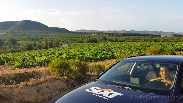Valencia Sixt Toscana