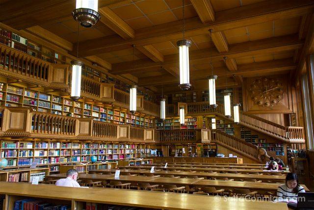 Que ver en Lovaina Bélgica Biblioteca Universidad