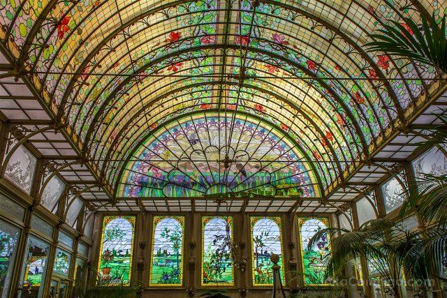 que ver en Malinas Flandes Winter Garden Modernismo