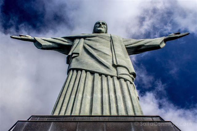Brasil Rio De Janeiro Miradores Corcovado Cristo Redentor