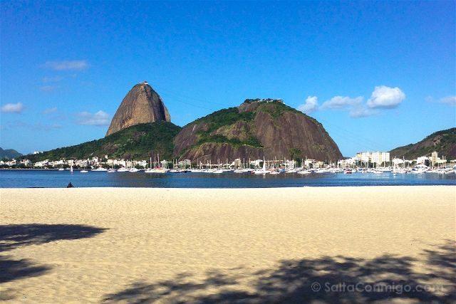 Brasil Rio De Janeiro Playa Botafogo