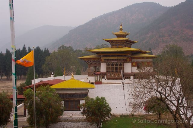 Butan Punakha Dzonga