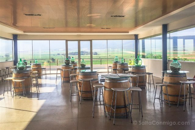 Comunidad Valenciana Toscana Bodega Frailes Cata