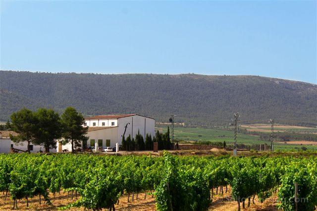 Comunidad Valenciana Toscana Bodega Frailes