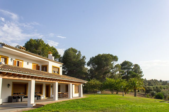 Comunidad Valenciana Toscana Finca Santa Elena