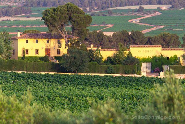 Comunidad Valenciana Toscana Masia Caminos Monte