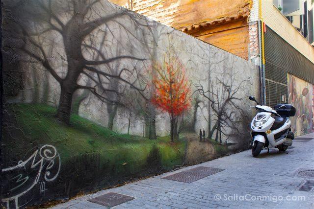 Grafitis Valencia Carrer Moret Zingaro Otono Bremen