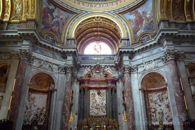 Italia Roma Piazza Navona Iglesia Santa Agnes