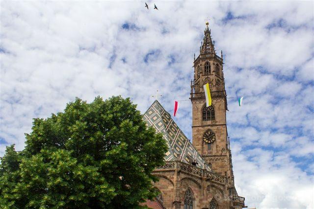 Italia Sudtirol Alto-Adige Bolzano Duomo