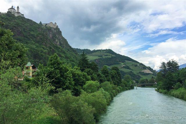 Italia Sudtirol Alto-Adige Chiusa