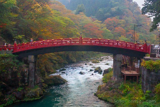 Japon Nikko Puente Shin-kyo