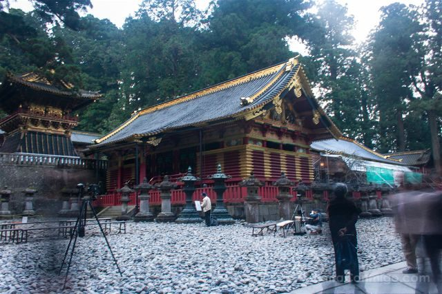 Japon Nikko Santuario Toshogu Tosho-gu