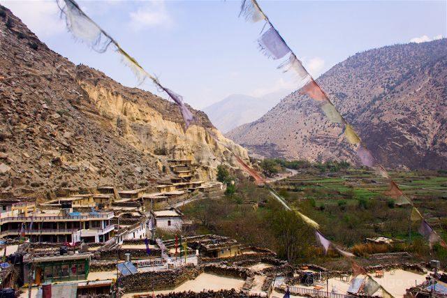 Nepal Annapurnas Marpha
