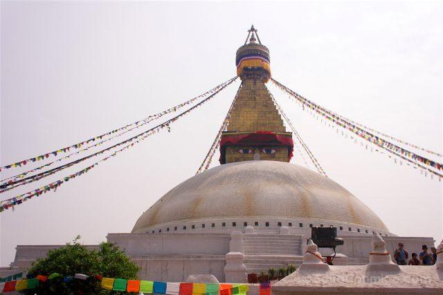 Nepal Katmandu Boudhanath