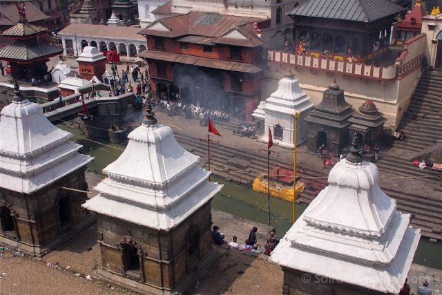 Nepal Katmandu Pashupatinath