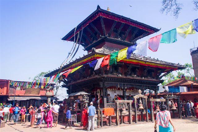 Nepal Templos Manakamana