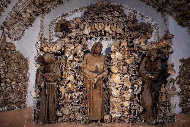 Que ver en Roma Cripta Capuchinos