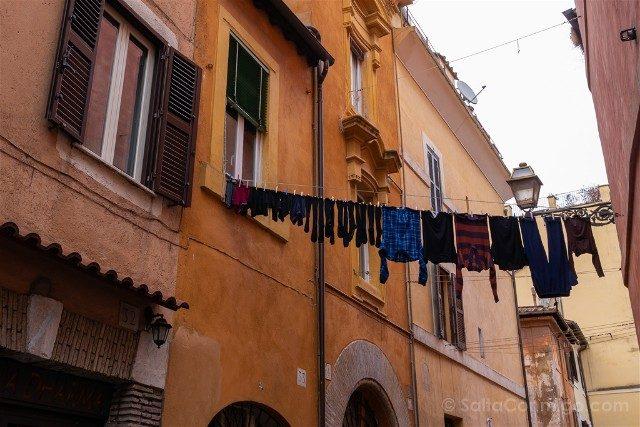 Que ver en Roma Trastevere