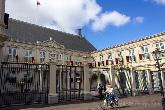 paises bajos holanda la haya palacio noordeinde