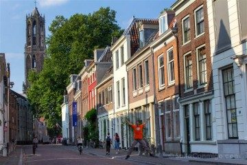 paises bajos utrecht calles salto