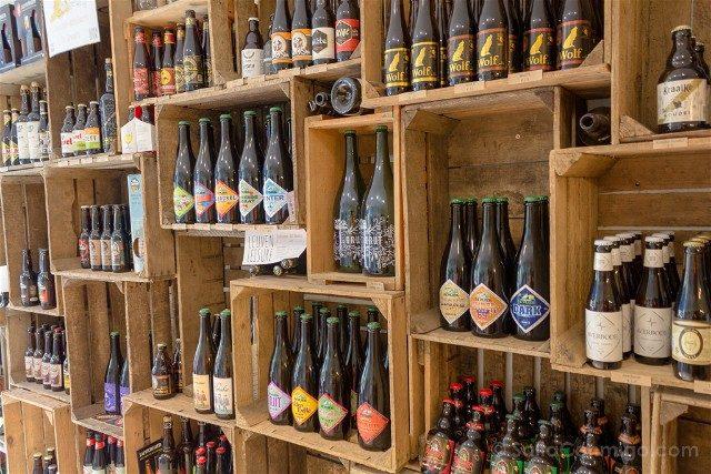 Que ver en Lovaina Cervezas