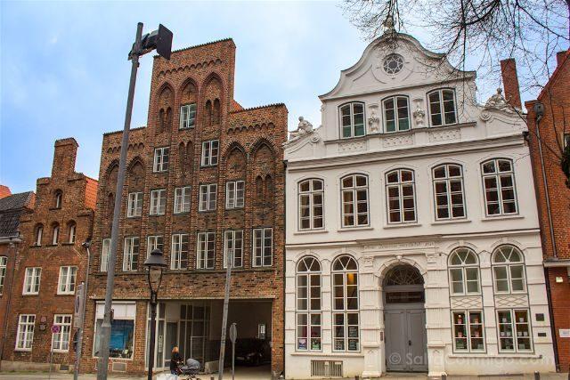 alemania lubeck buddenbrookhaus exterior