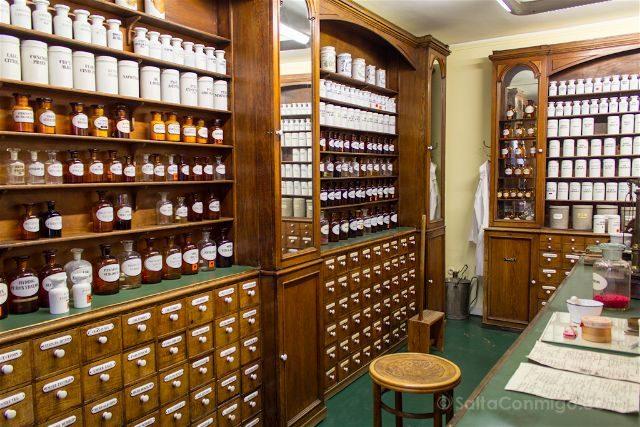 alemania lubeck museo santa ana farmacia