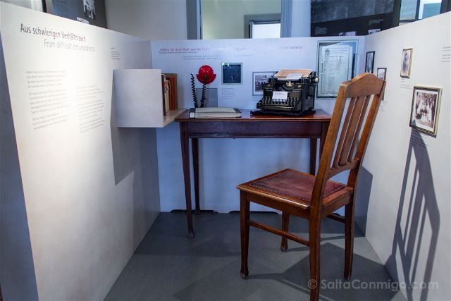 alemania lubeck willy brandt house escritorio
