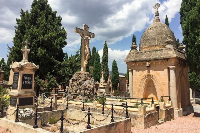 alicante alcoy cementerio municipal